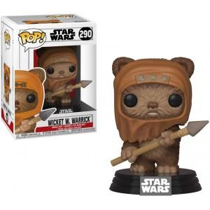 Figura POP Star Wars Wicket...