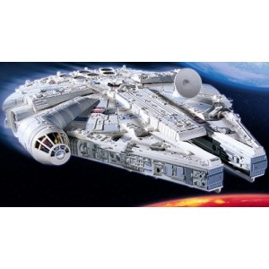 Maqueta Millennium Falcon Star Wars