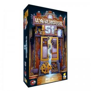 Juego Warehouse 51 SD Games