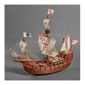 Barco Santa María 1492