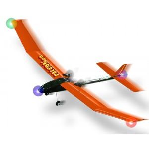 Avión Falcon PRO Morado RTF