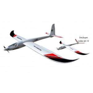 Avión Glider Pro RTF
