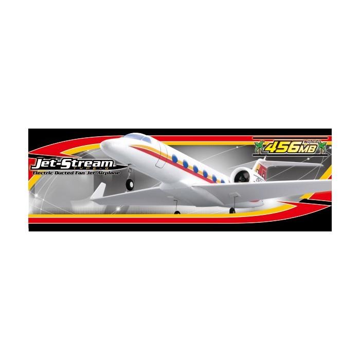 Avión Jet Stream TypeG RTF