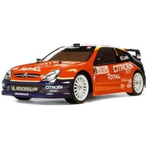 Coche XBG Citroen Xsara WRC 1/10 RTR