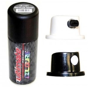 Spray Metallic Silver