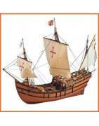 Barcos en Kit