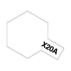 Tamiya X20A Thinner (Flat)