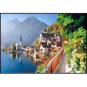 Puzzle 2000 Hallstatt, Austria