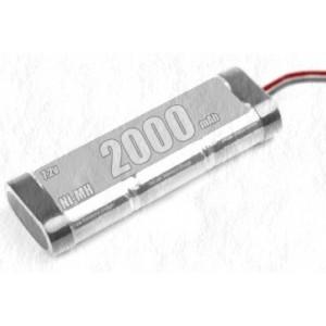 Batería 2000 NiMh 7.2V