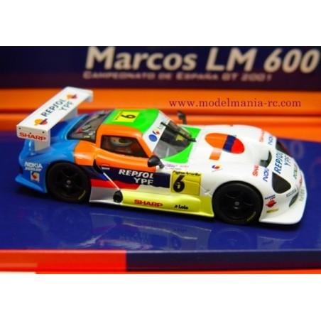Marcos LM 600 Campeonato España GT 2001