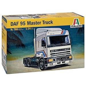 Maqueta DAF 95 Master Truck 1:24