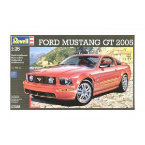 Maqueta Ford Mustang GT 2005 1/25