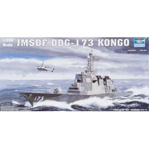 Maqueta JMSDF-173 Kongo 1:350