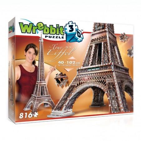 Torre Eyffel 3D