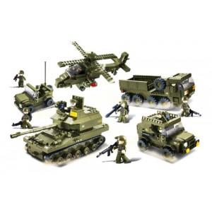 Conjunto Militar ARMY