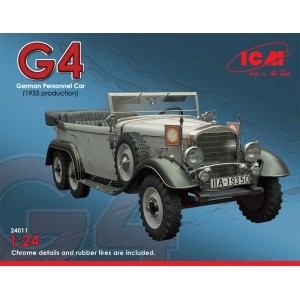 Maqueta Typ G4 (1935 production)