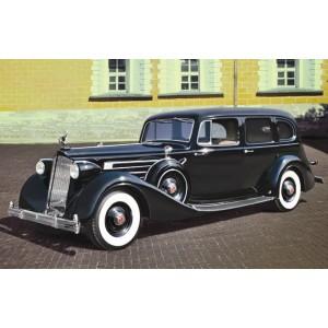 Maqueta Packard Twelve (Model 1936)
