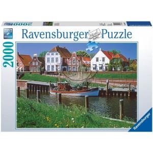Puzzle 2000 Greetsiel Mar del Norte