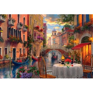 Puzzle 1500 Romantic View