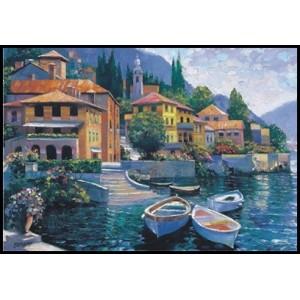Puzzle 2000 Lago Como