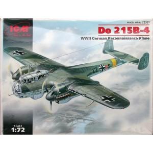 Maqueta Avión Do 215B-4  1:72
