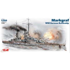 Maqueta Markgraf 1:350