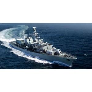 Maqueta HMS Type 23 Frigate Westminter F237  1:350