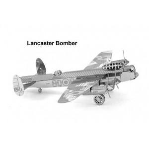 Lancaster Bomber 3D Metal