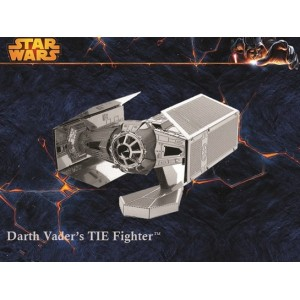 Darth Vader´s TIE Fighter Metal 3D