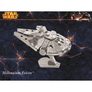 Millennium Falcon Metal 3D