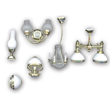 Conjunto Lámparas Clásicas