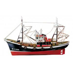 Barco Atunero del Cantábrico