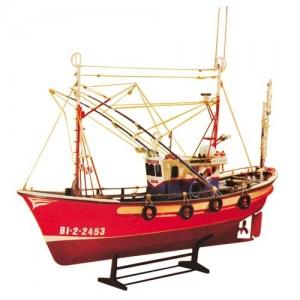 Barco Merlucera del Cantábrico