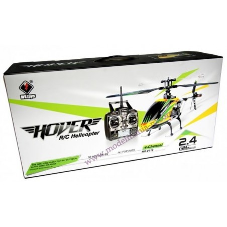 Helicóptero Hover Sky Dancer 4CH RTF 2.4G