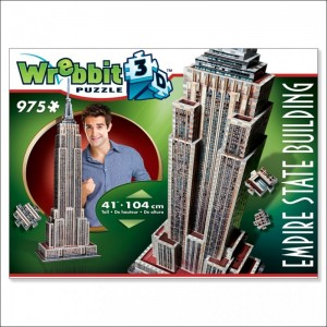 Empire State Building 3D