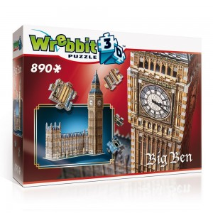 Big Ben Wrebbit 3D