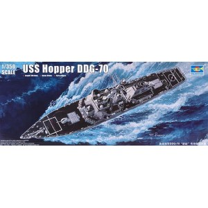 Maqueta USS Hopper DDG-70