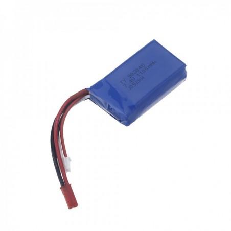 Batería Li-Po 2S 1100mAh Vortex
