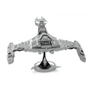 Klingon Vorcha Metal 3D