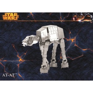 AT-AT Star Wars Metal 3D