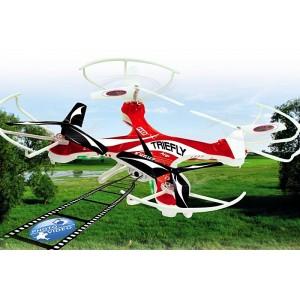 Cuadricóptero Triefly AHP con HD Cámara RTF