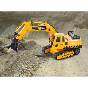 Excavadora J-Matic 2,4Ghz
