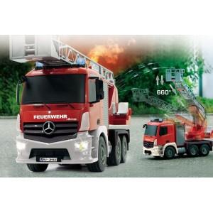 Camión de Bomberos Mercedes Antos 2,4Ghz