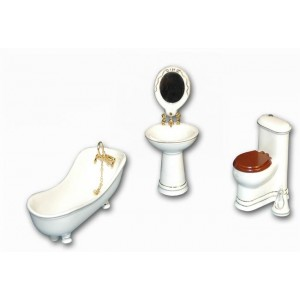 Ambiente Baño Porcelana