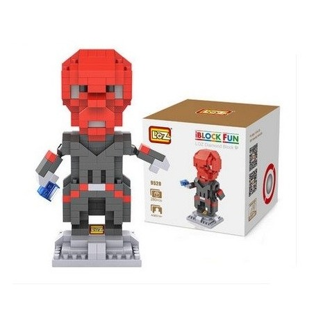 LOZ Figura Red Skull