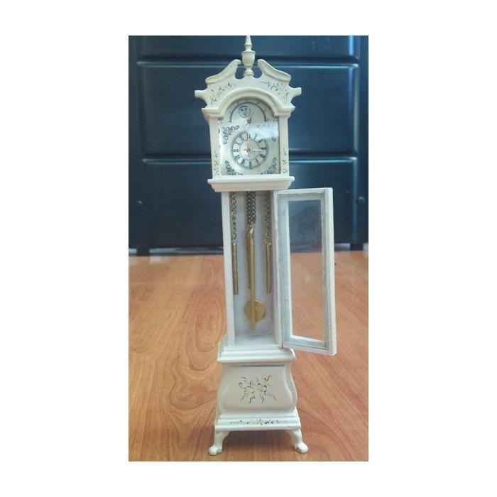 Reloj de Pie con Péndulo