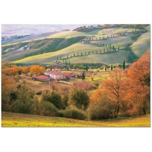 Puzzle 1500 La Toscana, Italia