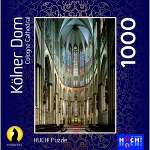 Puzzle 1000 Catedral de Colonia