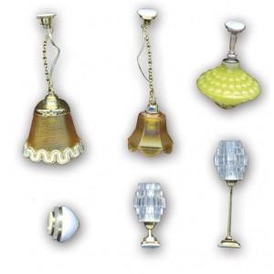 Conjunto Lámparas Cuéntame