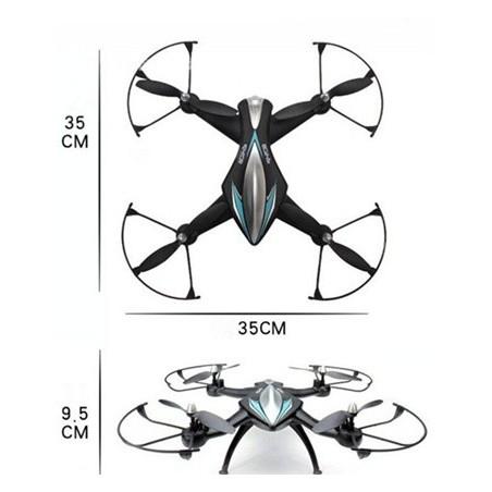 Cuadricóptero Z1 2.4Ghz